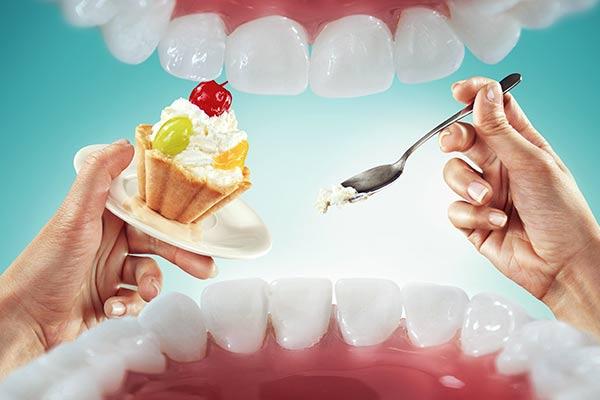 虫歯ができるまで