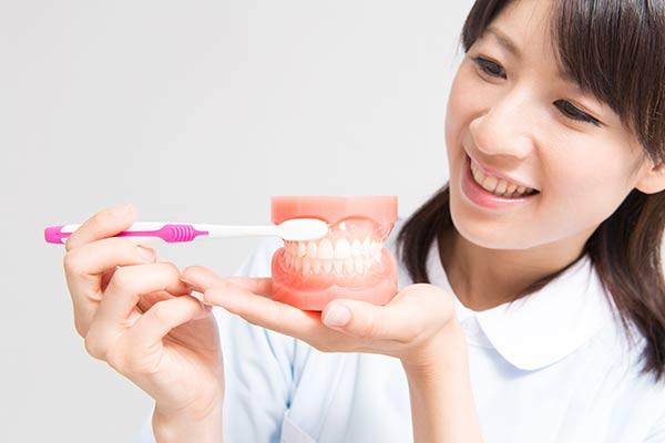 プロに学ぶ正しい歯磨きをしましょう!
